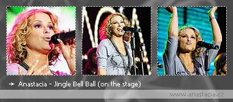 Anastacia - Jingle Bell Ball (2008)