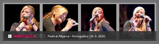 Anastacia - Allgarve