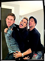 Anastacia, Duncan James, Lee Ryan