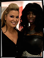 Anastacia, Heather Small