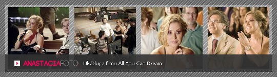 Anastacia ve filmu All You Can Dream