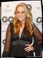 Anastacia na udílení cen GQ MEN OF THE YEAR 2013